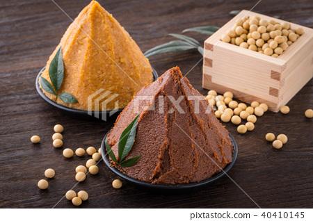 味噌 豆餅 小麥 40410145