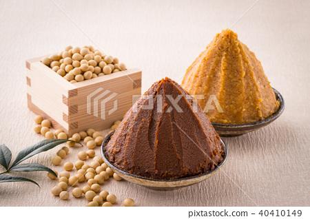 味噌 豆餅 小麥 40410149
