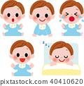 嬰兒 寶寶 寶貝 40410620