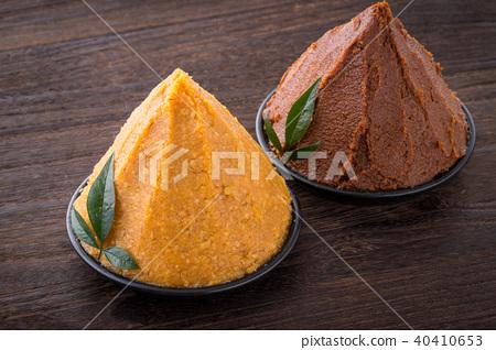 味噌 豆餅 小麥 40410653