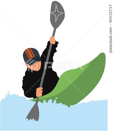 Canoeing 40410717