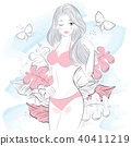 女性 女 女生 40411219