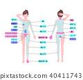 human body nude 40411743