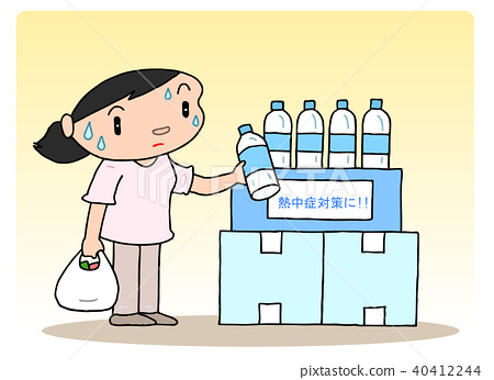 Prevention of heat stroke 40412244