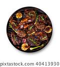 烧烤 烹饪 食物 40413930