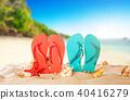 background, beach, day 40416279