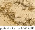 고지도 중앙 아메리카 40417681