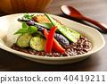 夏季蔬菜咖哩 咖哩 食物 40419211