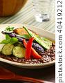 夏天蔬菜咖喱 40419212