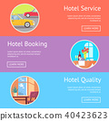 Hotel Service, Booking and Quality Visualization 40423623
