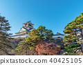 kochi castle, castle, castles 40425105