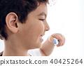 toothbrush, child, kid 40425264
