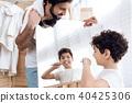 toothbrush, child, kid 40425306