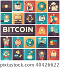 design, graphic, bitcoin 40426622