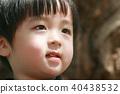 어린이, 아이, 남자 40438532