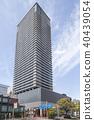 建筑 公寓 高层 40439054