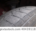 輪胎 胎 裂溝 40439118