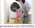 洗衣店 洗滌 女生 40439662