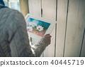 액자, 포토 프레임, 사진 40445719