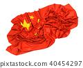 国旗 瓷器 中国国旗 40454297