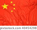 国旗 瓷器 中国国旗 40454298