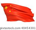 国旗 瓷器 中国国旗 40454301