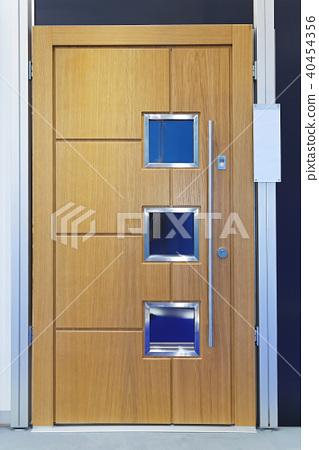 Modern door 40454356
