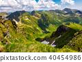 valley, summer, snow 40454986
