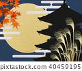楓樹 紅楓 楓葉 40459195