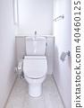 신축 주택의 화장실 40460125