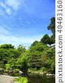 신록의 가나자와 성 공원 40463160
