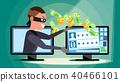 vector concept hack 40466101