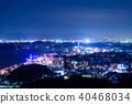 夜景 下關市 城鎮地區 40468034