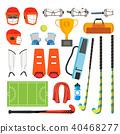 hockey field stick 40468277