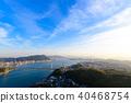 kanmon strait, kammon strait bridge, kanmonkyou 40468754