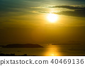 eventide, ocean, sea 40469136