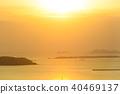 eventide, ocean, sea 40469137