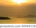 eventide, ocean, sea 40469138