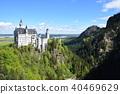 新天鵝堡 城堡 德國人 40469629