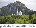 新天鵝堡 城堡 德國人 40469632