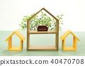 집, 단독주택, 주택 40470708