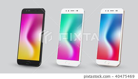 Smartphone Mockup 40475469
