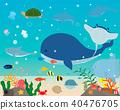 海 大海 海洋 40476705