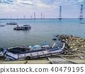 台灣台中無錫麗水漁港 40479195