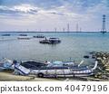 台灣台中無錫麗水漁港 40479196