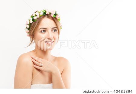 Bridal / Beauty Shot 40481894