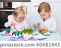 easter kids child 40481945