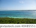 宫古岛和龙宫城观景台的景色 40485551