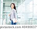 หญิงธุรกิจ 40490637