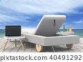 resort, design, vacation 40491292